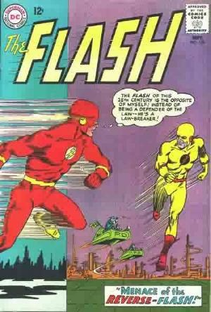 Comic Cover for FLASH (#)