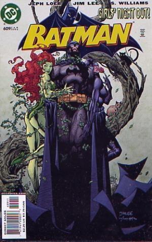 (DC) Cover for Batman #609 1st Appearance of Tommy Elliott aka Hush