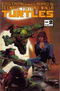 TEENAGE MUTANT NINJA TURTLES #2-3rd Print