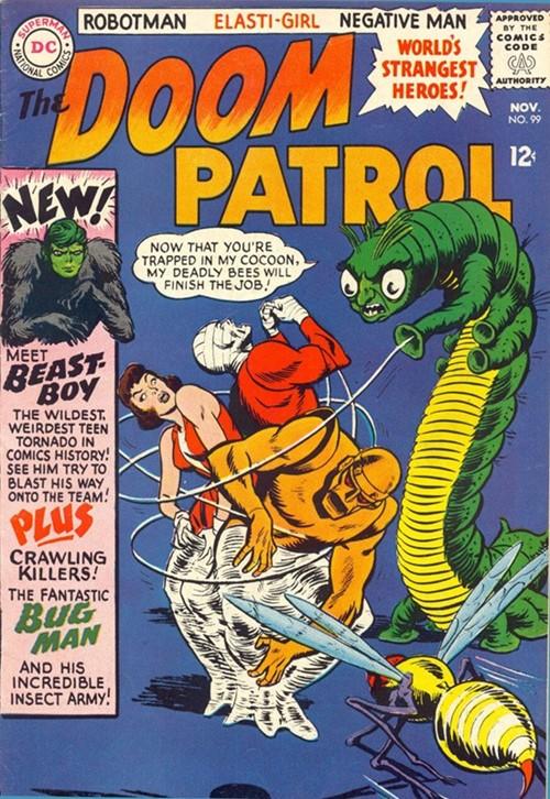 Comic Cover for Doom Patrol (#99)