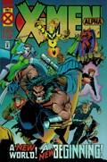 X-MEN: ALPHA #1A