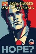 ARMY OF DARKNESS: ASH SAVES OBAMA #1A