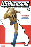 U.S.AVENGERS #1EE  Variant Cover Rod Reis Missouri State Variant Cover
