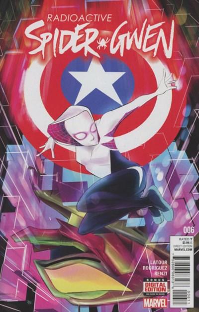 (Marvel) Cover for Spider-Gwen #6