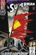 SUPERMAN #75B