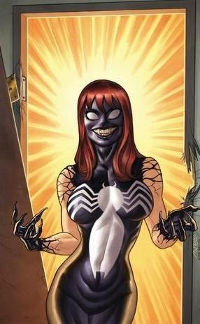 (Marvel) Cover for Venom #1 2018 MegaCon Exclusive Joe Quinones Amazing Spider-Man #678 Venomized Homage Virgin Variant Limited to 1000