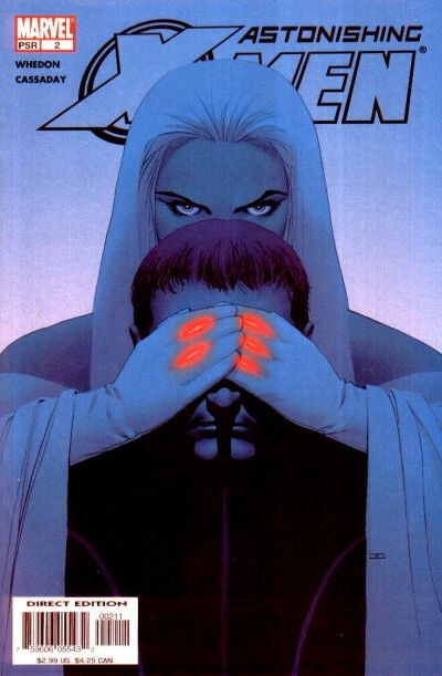 (Marvel) Cover for Astonishing X-Men #2 Direct Edition