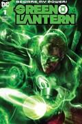 GREEN LANTERN, THE #1-FRANK