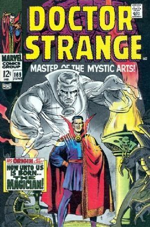 (Marvel) Cover for Doctor Strange #169 1st Appearance of Doctor Strange in own title & Origin