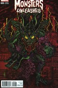 MONSTERS UNLEASHED #5A