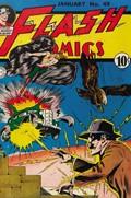 FLASH COMICS #49