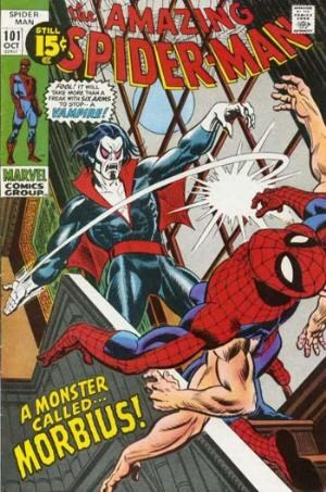 Comic Cover for Amazing Spider-Man (#101)