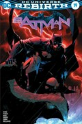 BATMAN #19B  Variant Cover Special Convention Exclusive Jim Lee Variant Cover