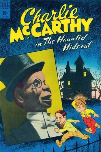 Comic Cover for Charlie Mccarthy (Four Color) (#196)