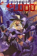 FISTFUL OF BLOOD #2