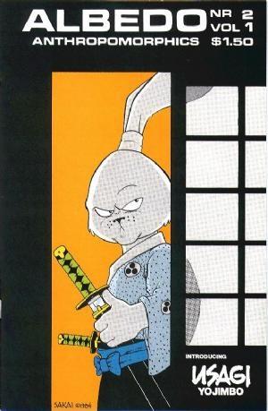 Comic Cover for Albedo (#2)