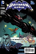BATMAN AND ROBIN #39
