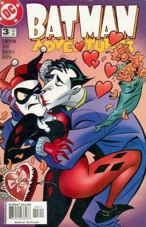Comic Cover for Batman Adventures (#3)