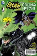 BATMAN '66 MEETS THE GREEN HORNET #1-RI