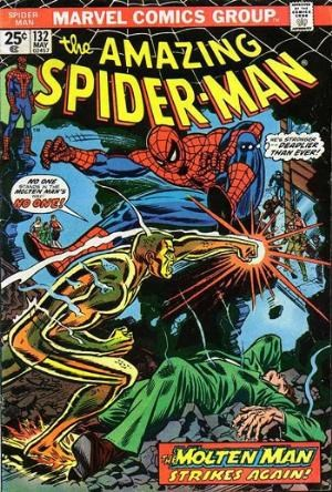 Comic Cover for Amazing Spider-Man (#132)