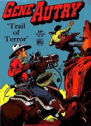 Comic Cover for Gene Autry Comics (Four-Color) (#66)