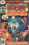GHOST RIDER #18A