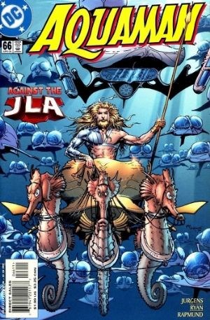 Comic Cover for AQUAMAN (#)