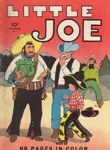 Comic Cover for Little Joe (Four-Color) (#1)