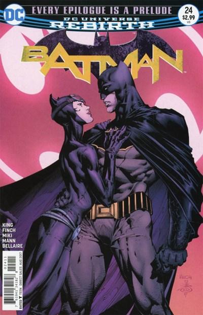 Comic Cover for Batman (#24)