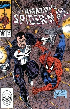 (Marvel) Cover for Amazing Spider-Man, The #330 Direct Edition
