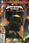 BATMAN AND ROBIN: FUTURES END #1