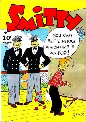 Comic Cover for Smitty (Four-Color) (#6)
