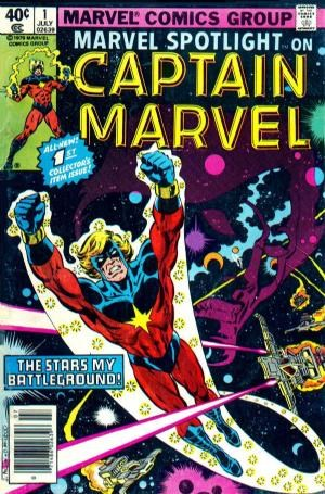 Comic Cover for MARVEL SPOTLIGHT (#)