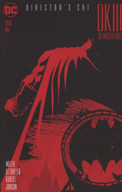 (DC) Cover for Dark Knight Iii: The Master Race #1 Director's Cut