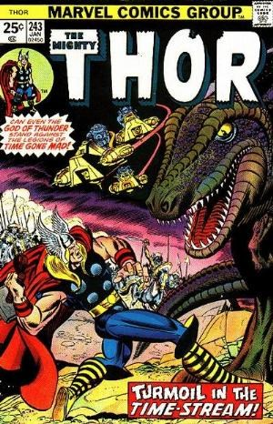 Comic Cover for Thor (#243)