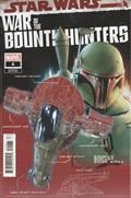 Star Wars: War Of The Bounty Hunters #4B