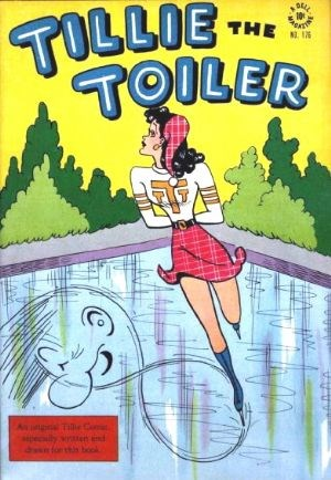 Comic Cover for Tillie The Toiler (Four-Color) (#176)