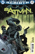 BATMAN #19A  Variant Cover Tim Sale Variant Cover