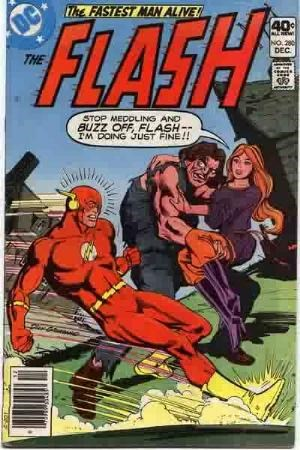 Comic Cover for Flash (#280)