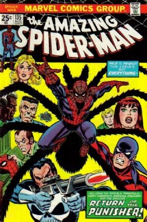 Comic Cover for Amazing Spider-Man (#135)