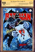 BATMAN WHO LAUGHS, THE #1-TCM-C