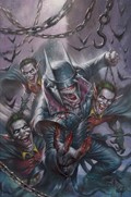 BATMAN WHO LAUGHS, THE #1-SCORP-G