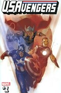 U.S.AVENGERS #1III  Variant Cover Phil Noto Secret Variant Cover