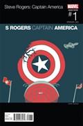 CAPTAIN AMERICA: STEVE ROGERS #1E