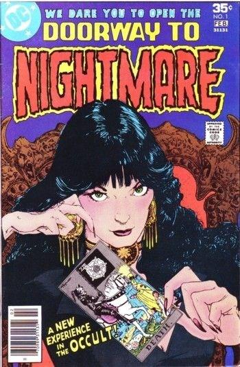 (DC) Cover for Doorway To Nightmare #1