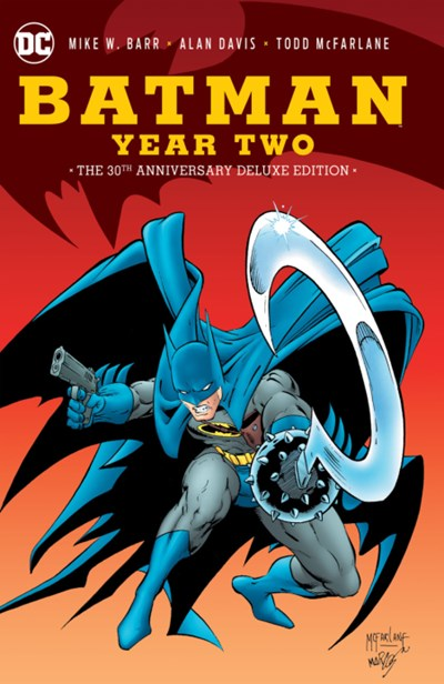 (DC) Cover for Batman: Year Two #1 30th Anniversary Deluxe Edition. Collects Detective Comics issues 575-578 and Batman: Full Circle issue 1.