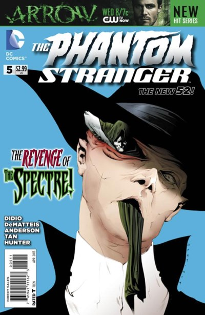 (DC) Cover for Phantom Stranger, The #5