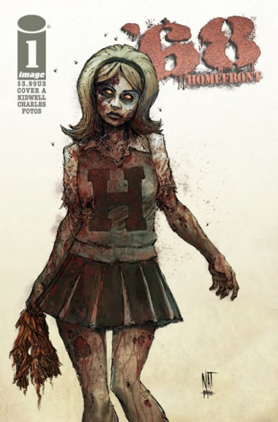 '68 HOMEFRONT #1 - Cover A by Nat Jones & Jay Fotos