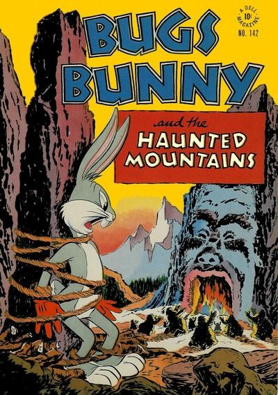 Comic Cover for Bugs Bunny (Four-Color) (#142)