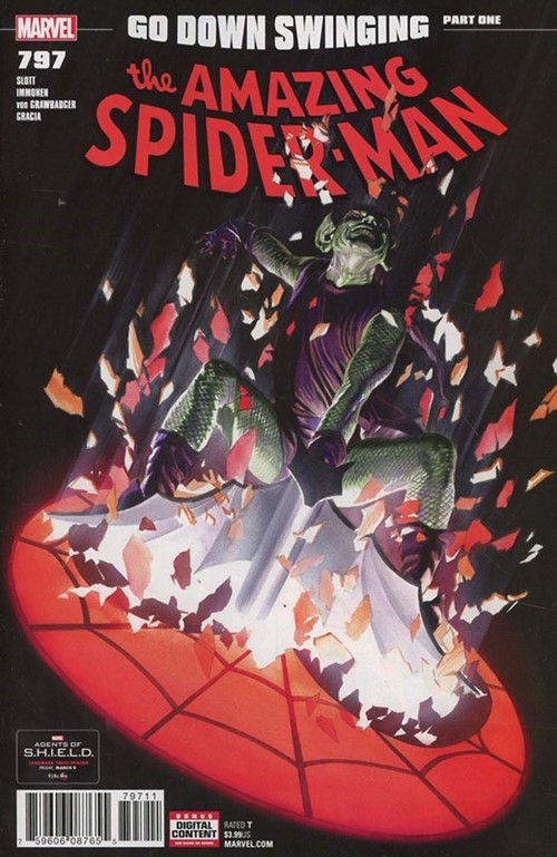 Comic Cover for Amazing Spider-Man, The (#797)
